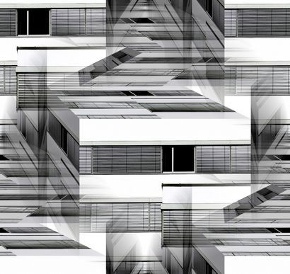 White City - A Digital Graphics Artwork by Greta Schnall