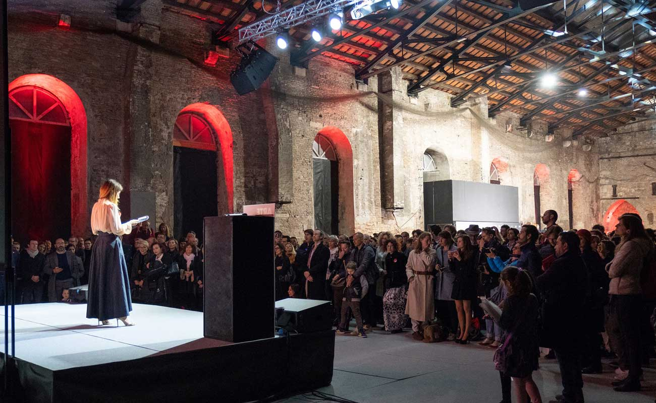 The 120 Finalists of the 14th Arte Laguna Prize