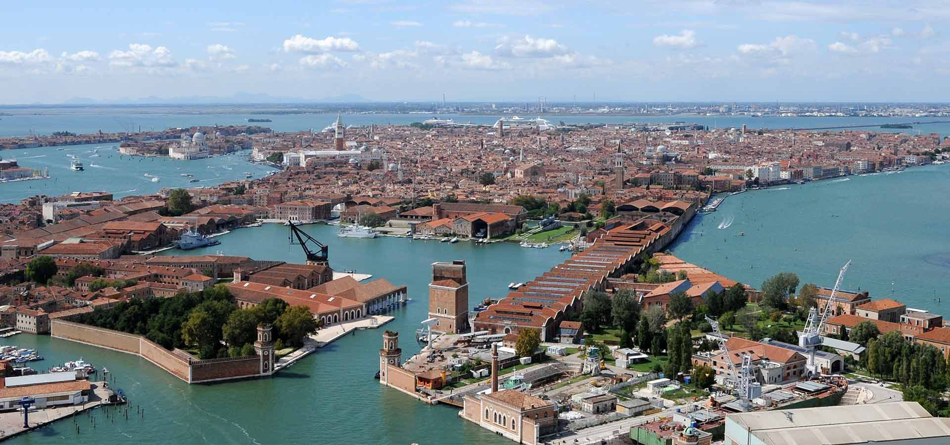 Arsenale Nord Venice | Arte Laguna World