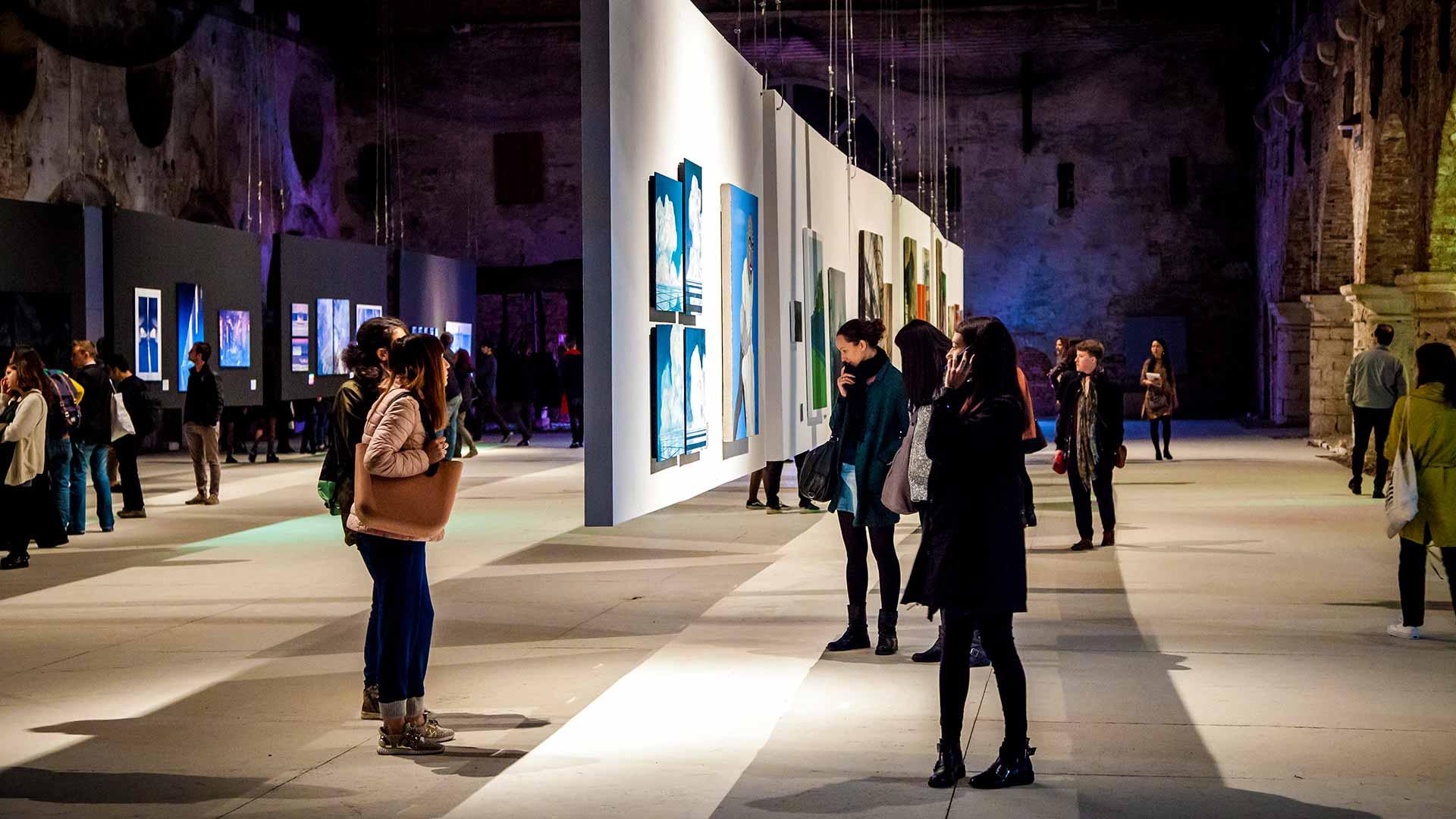 Exhibition at the Arsenale of Venice | Arte Laguna Prize