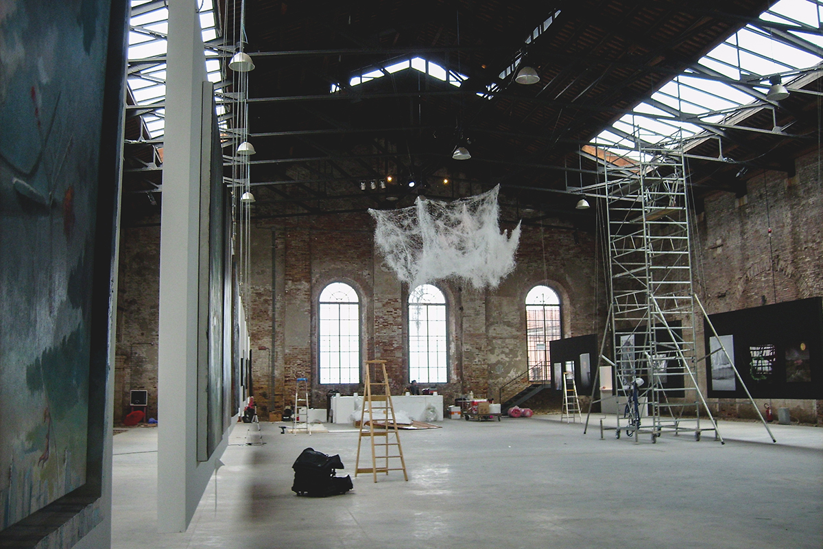 Exhibition Set-up 04