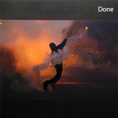 Davin Watne - Done, Ferguson