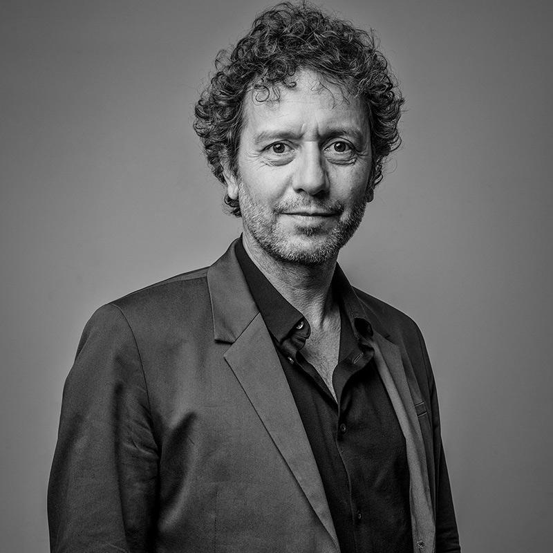 Marcus Fairs | Juror of Arte Laguna Prize