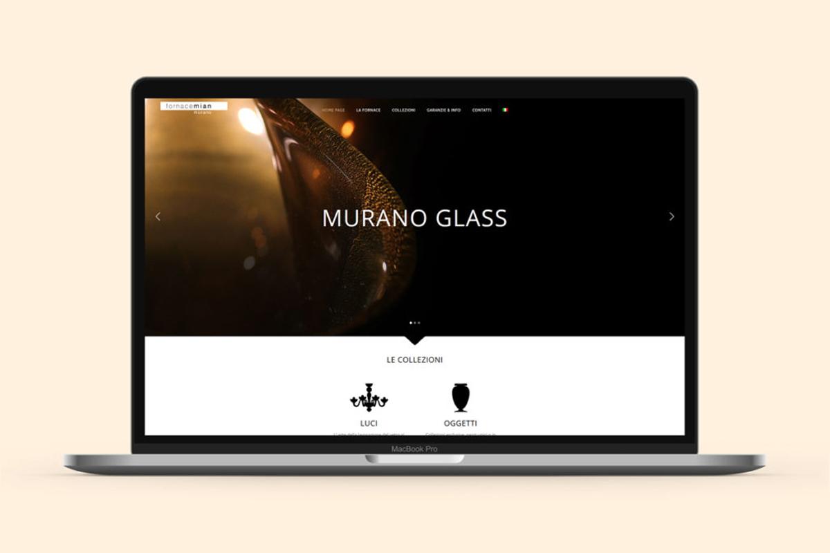 Website Fornace Mian